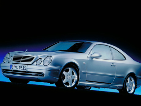 Mercedes CLK Coupe  A208